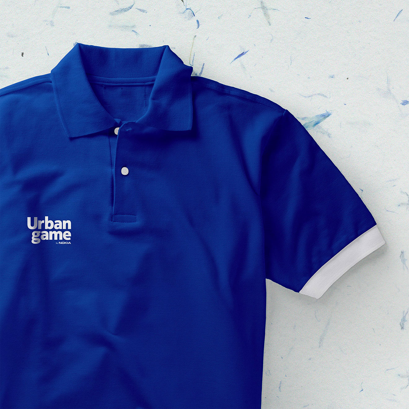 Urban Game by Nokia - Zoom in on Polo Shirt